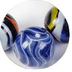 友邦出口型彩色瓷珠子