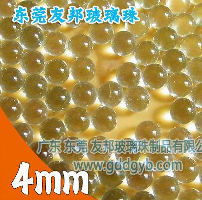 东莞友邦高透亮4毫米玻璃珠