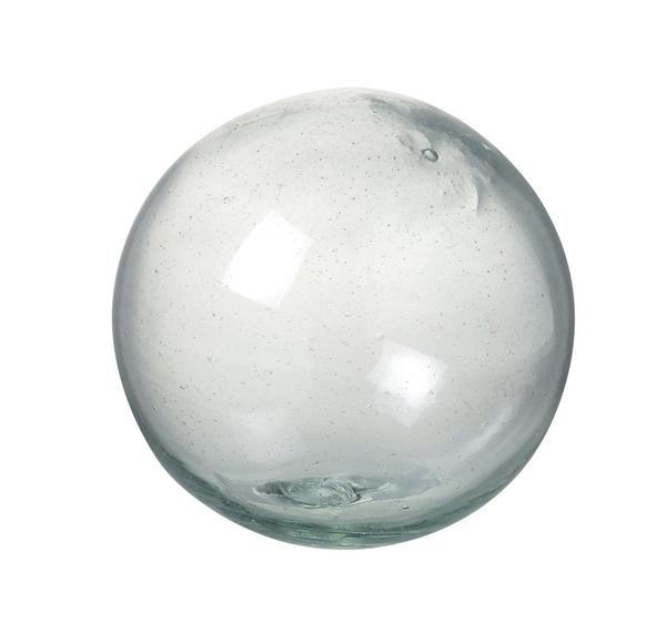 25mm transparent large glass ball